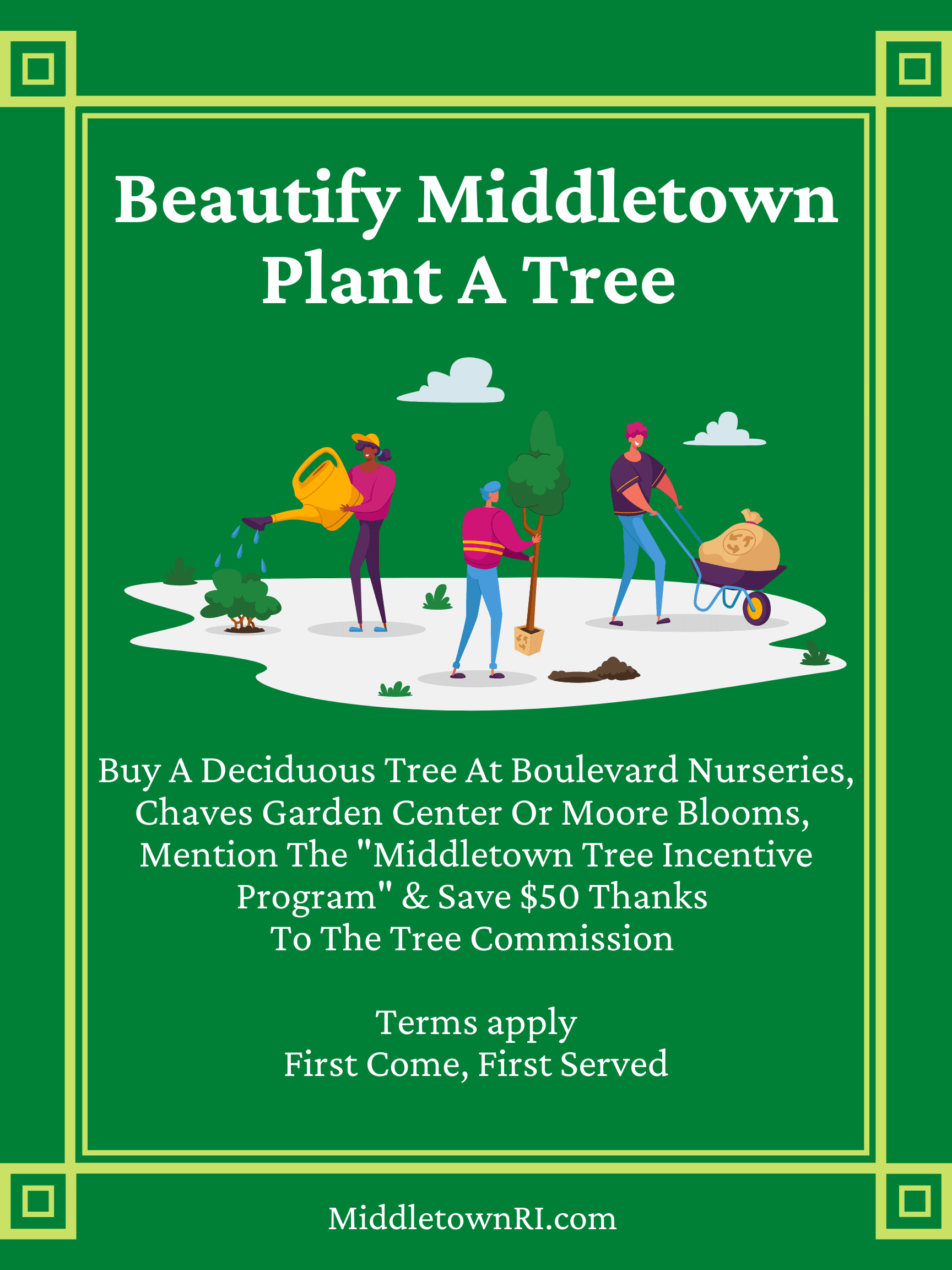 Beautify Middletown Plant A Tree-2