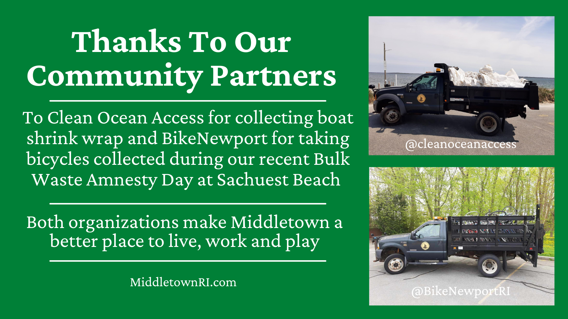 Thanks To Our Community Partners-2