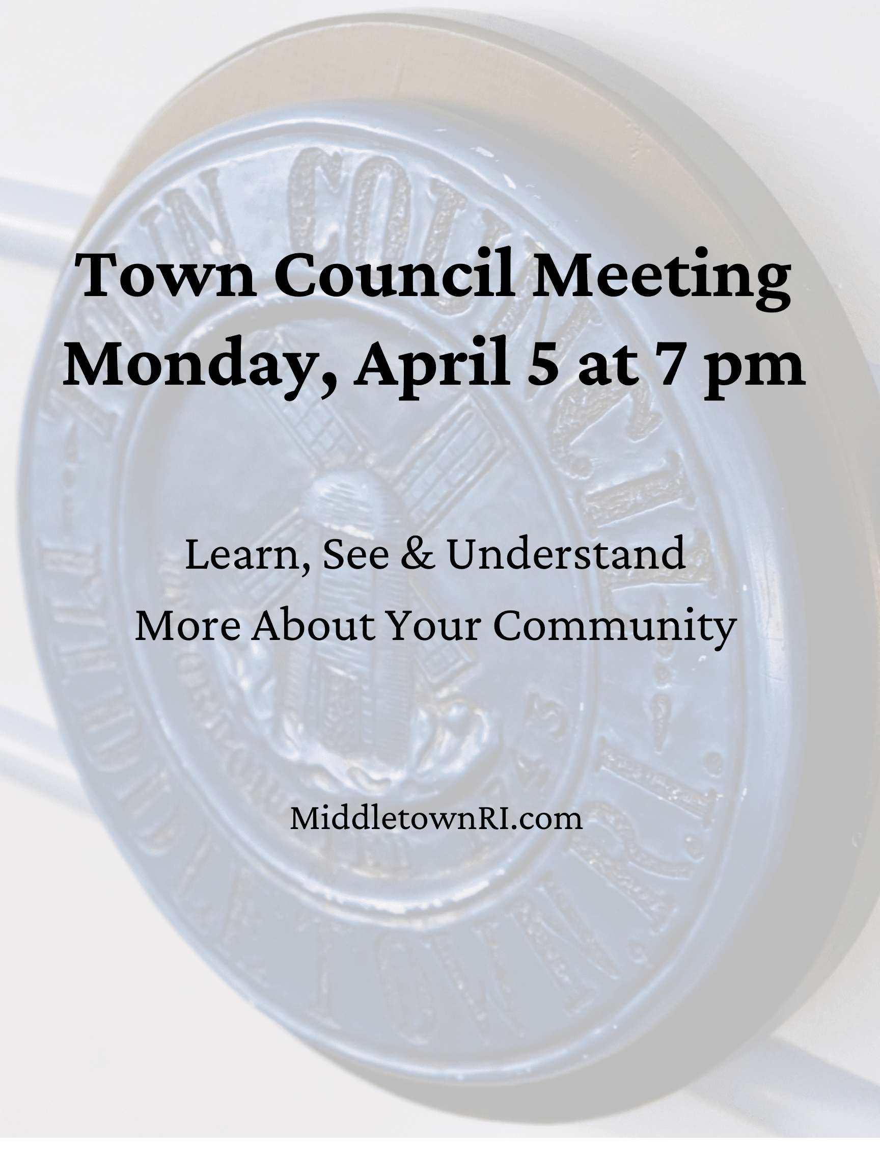 Town Council Meeting
